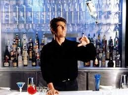 Tom Cruise barman